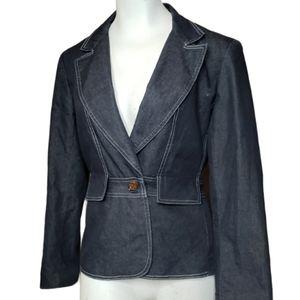 DANIELLE B Women's Denim Jean Jacket
